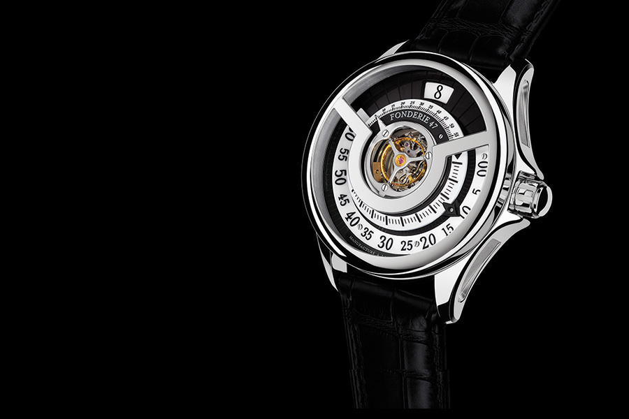 The Luxury Watch Made From AK47s