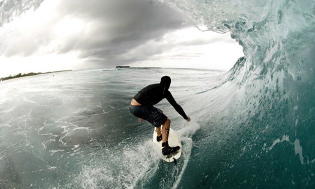 Why Business Is Like Surfing