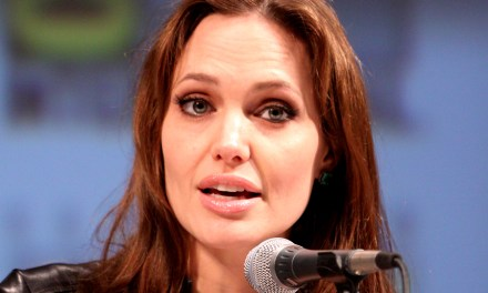 Angelina Jolie, Actress, humanitarian