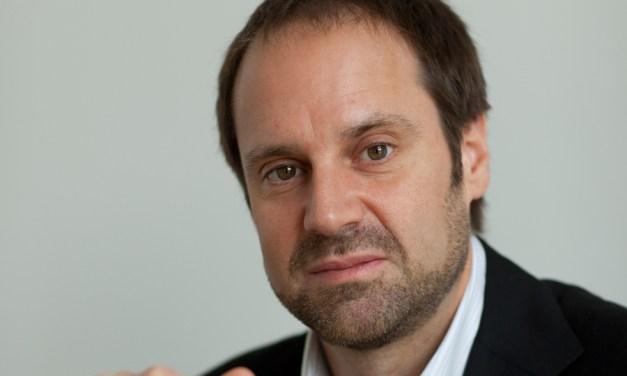 Jeff Skoll, Founder, Skoll Foundation