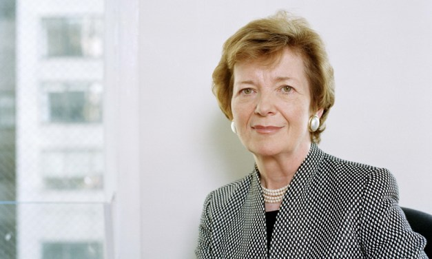 Mary Robinson, President, Cimate Justice