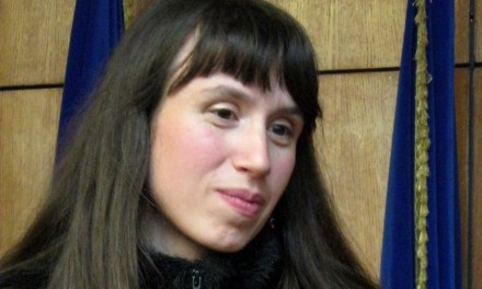 Tetiana Chornovol, Journalist, civic activist