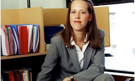 Wendy Kopp, CEO, Teach For All