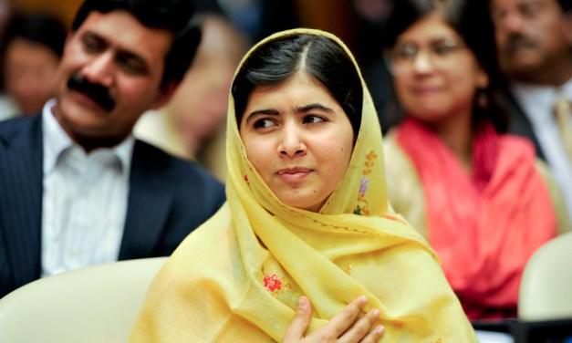 Malala Yousafzai, Education activist and Nobel laureate