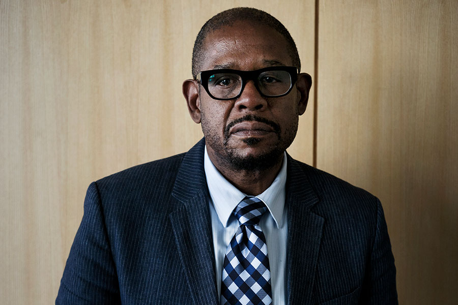 Forest Whitaker seeks the humanity in each one of us