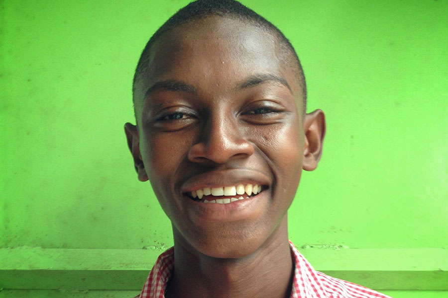 Seventeen Year-Old Liberian Wins Children's Peace Prize