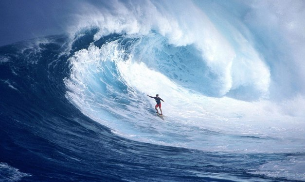 Leading Through Emotion: Riding Your Personal Tsunami