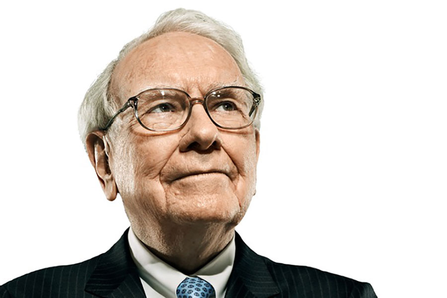 Warren Buffett: Valuing Values