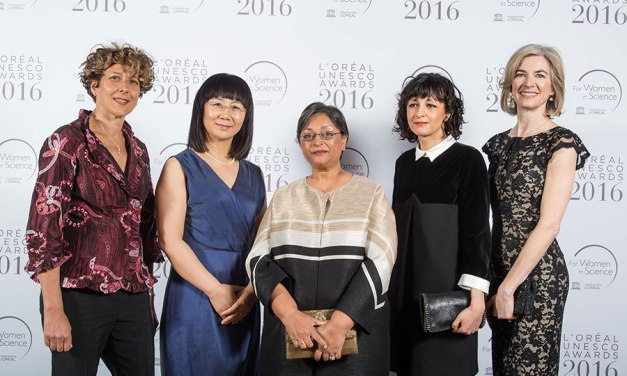 L'Oréal Foundation and UNESCO Defend the Role of Women in Science