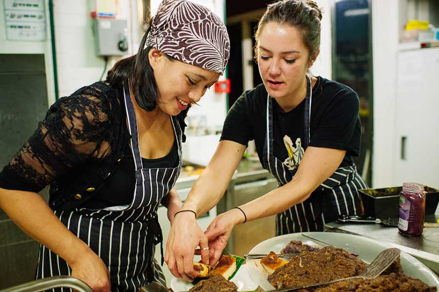 Immigrants Find A Path to Your Heart: Through Your Stomach