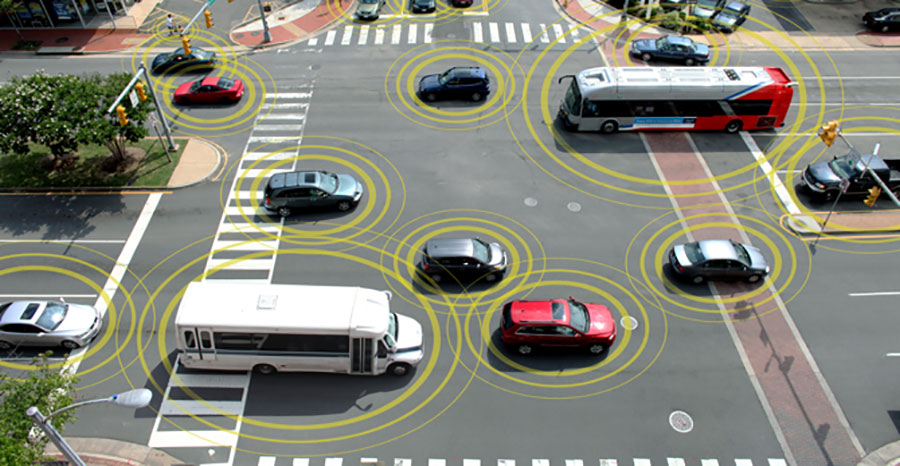 Making Cities Smarter With Connected Cars
