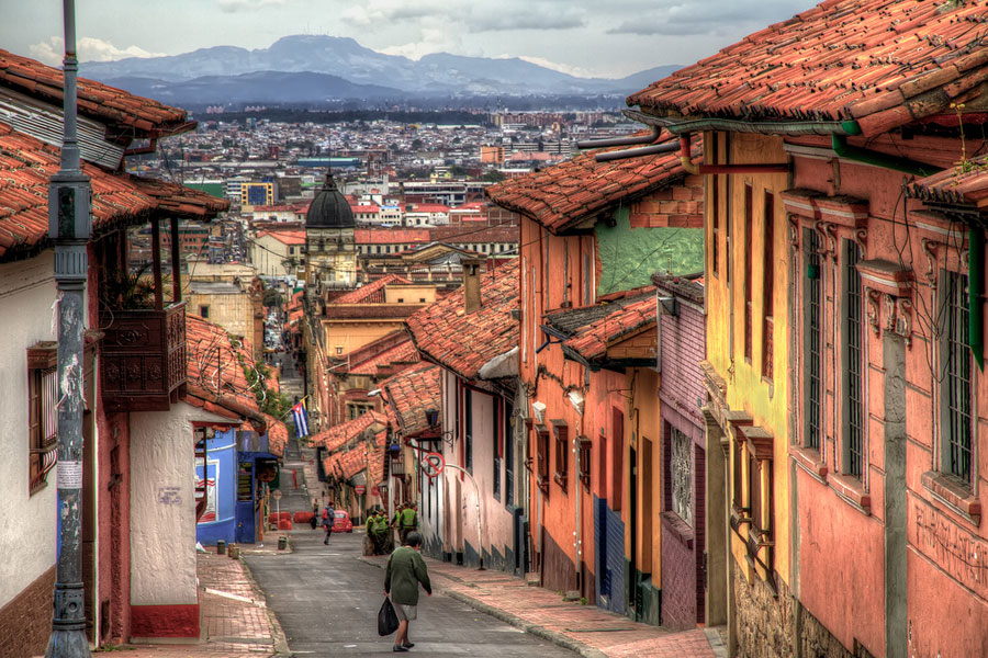 How I Found my Purpose in Colombia, not New York