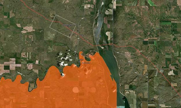 The Man Who Mapped Dakota's Pipeline Like a Jigsaw