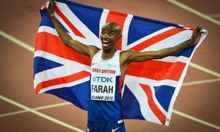 Mo Farah: British Track Athlete