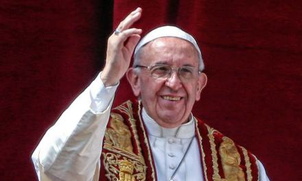 The Pope Does a Surprise TED Talk