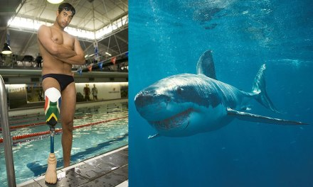 """Shark Boy"" Wants to Save the Creatures That Took his Leg"