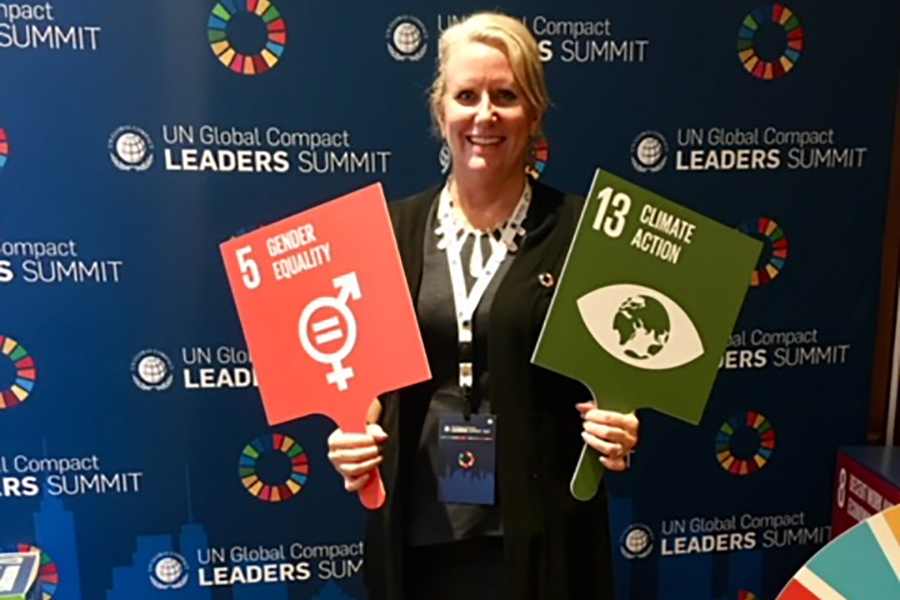 Turning Global Goals Into Local Business