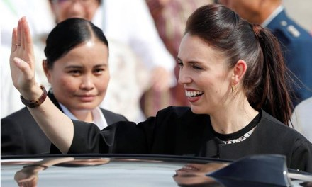 New Zealand PM Joins Five Other 'Power Mums'