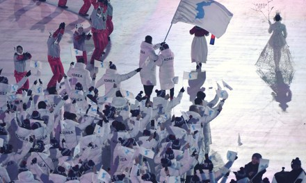Two Koreas Under The Same Flag is The First Olympic Victory
