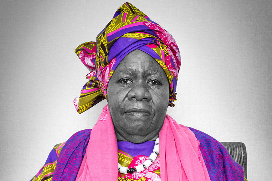 Celebrating Queen Mother: A Frontier SDG Hero