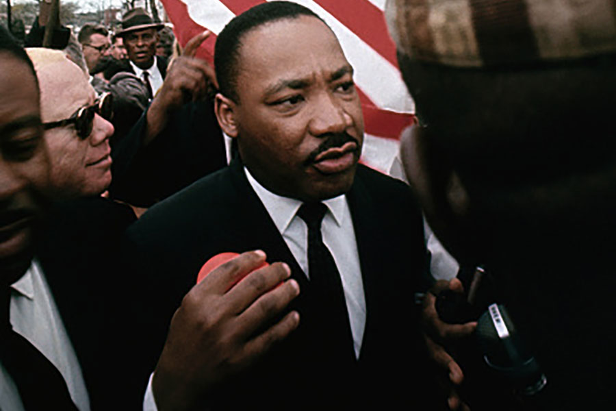 Martin Luther King: A Right To Freedom