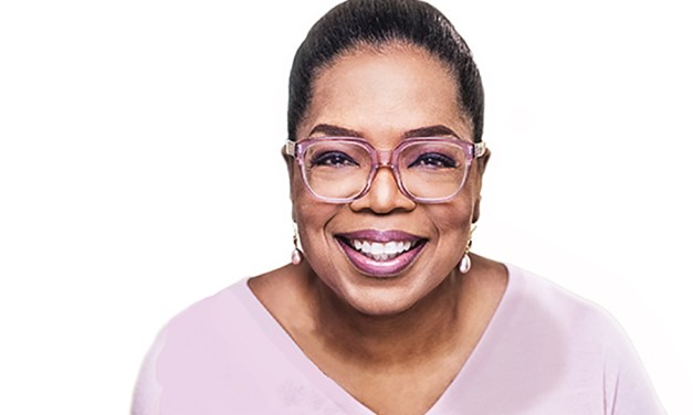 "Oprah Winfrey: ""I Don't Believe in Failure"""