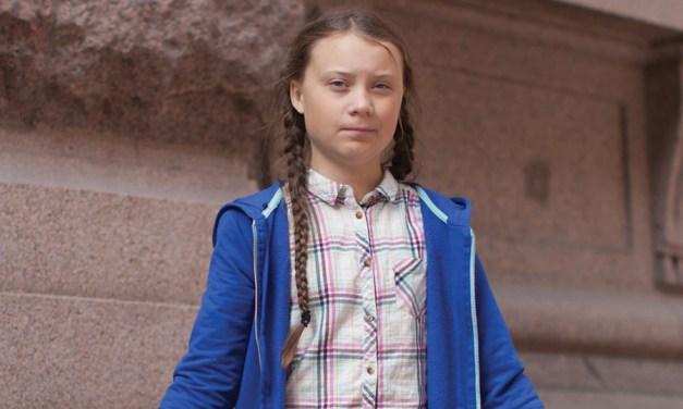 """Greta Thunberg: """"I Don't Want Your Hope"""""""
