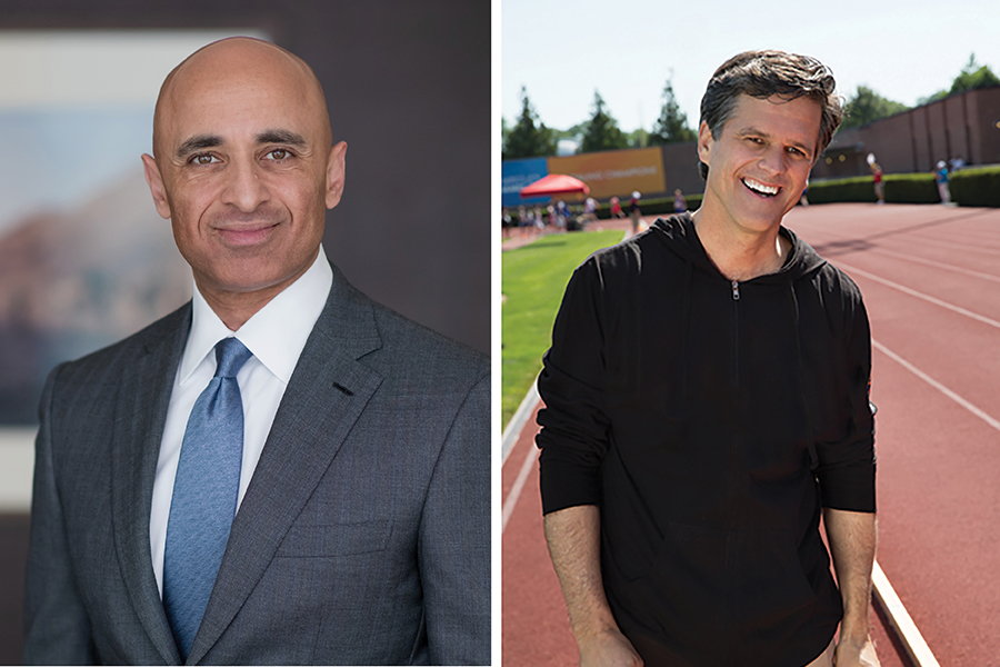 Leaders of Hope: Tim Shriver & Yousef Al Otaiba