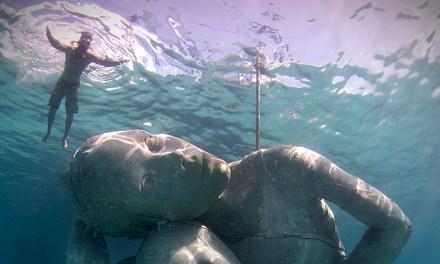 The Ocean-saving Art That Lies Beneath