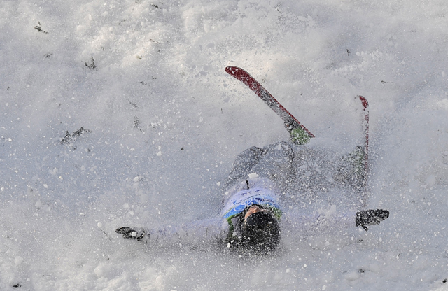 Vancouver Olympics Freestyle Skiing
