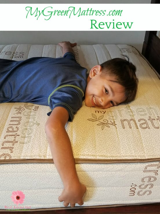 Are you allergic to your mattress and is having a hard time sleeping? Read my MyGreenMattress.com review