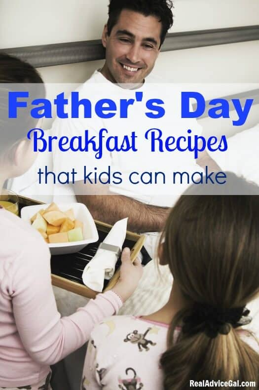 Make Dad a Father's Day Breakfast