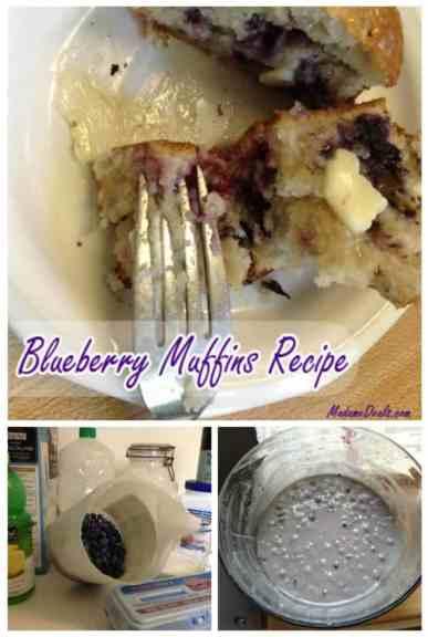 Kid Muffin Recipes