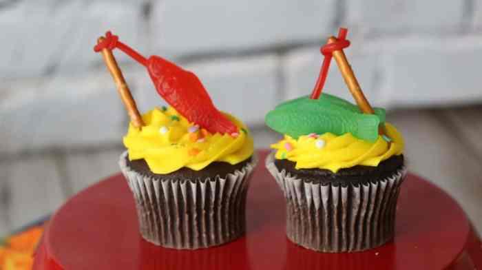 cupcake dr. Seuss