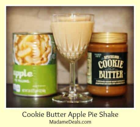 cookie butter shake 2