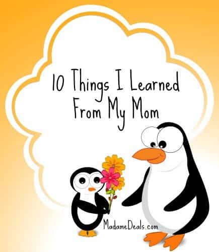 10 things i learned
