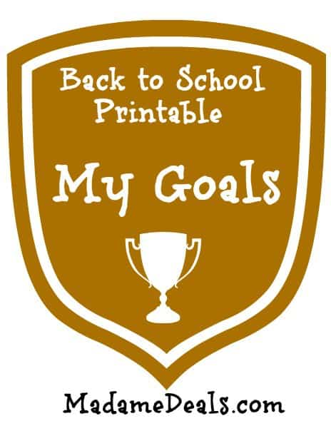 my-goals-printable