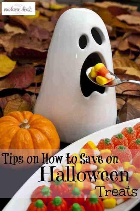 How to Save on Halloween Treats