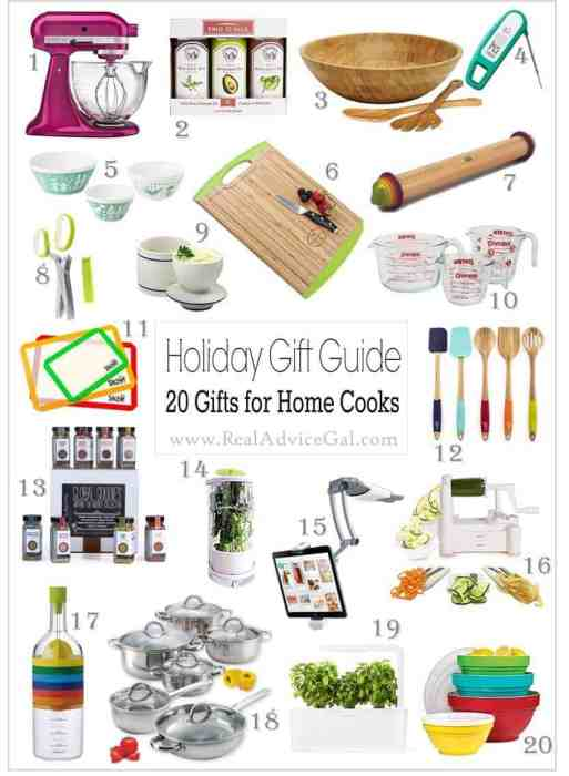 Gifts for Home Chefs