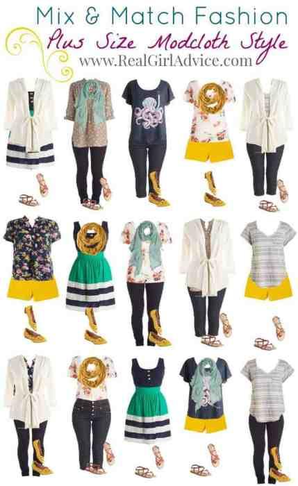 Plus Size Clothes for Less