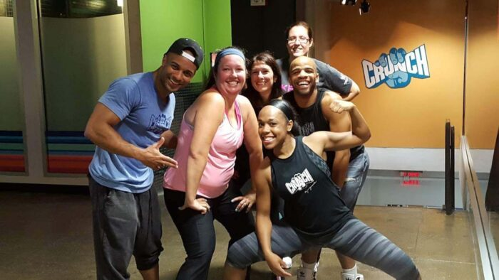 crunch live fitness review