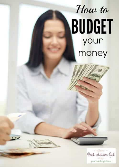Learn How to Budget Your Money with these tips.  Learn to thrive on lower income like we do on $30,000 or less per year!  A great budget tool!