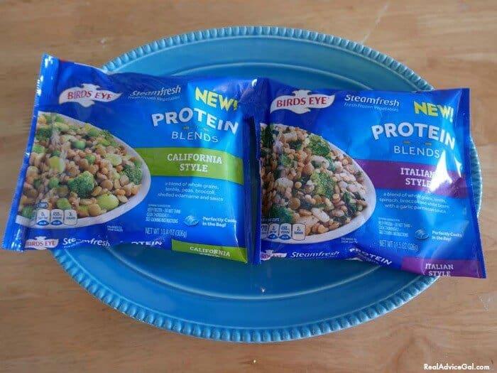 Birds Eye® Protein Blends at Walmart