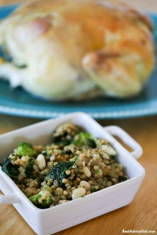 easy vegetable recipe