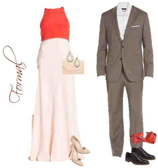 Dinner Date Night Formal Outfits