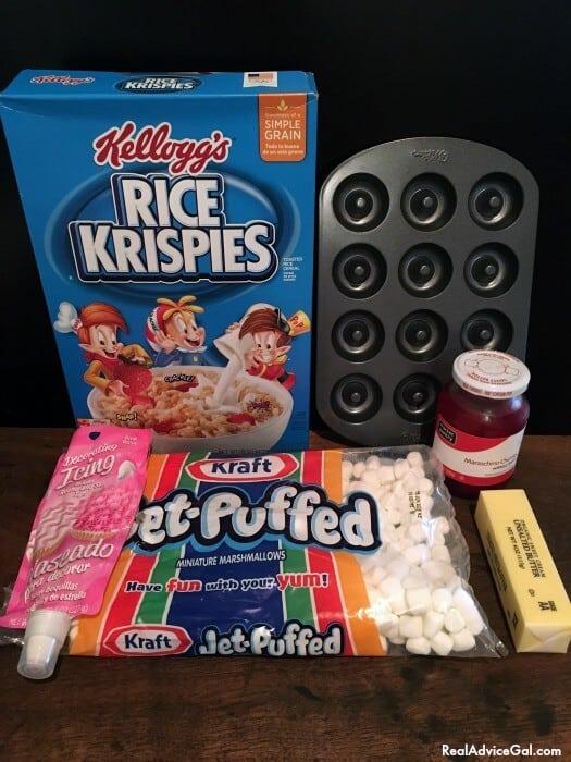 Best Rice Krispies Treats Valentine's Day Recipe