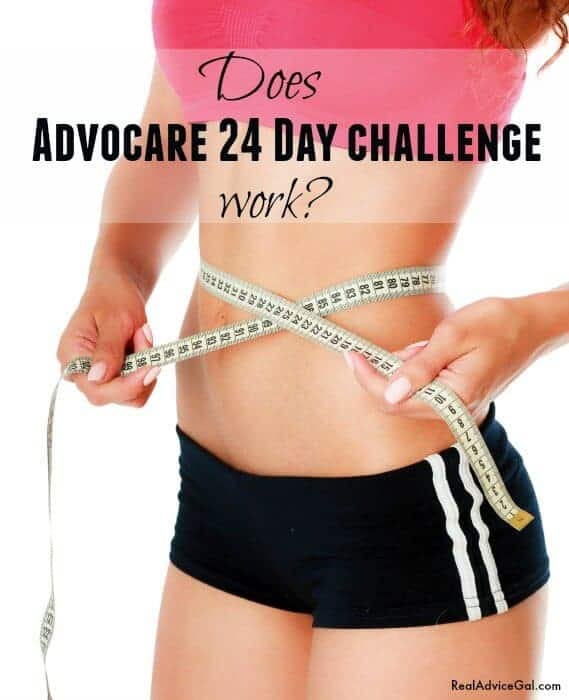 Does Advocare 24 Day Challenge Work?