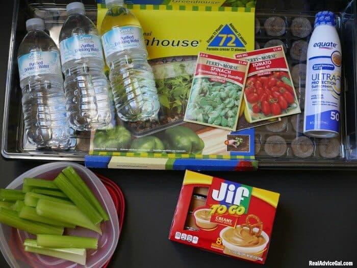 Gardening materials for kids