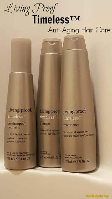 How to Restore Damaged Hair with Living Proof Timeless