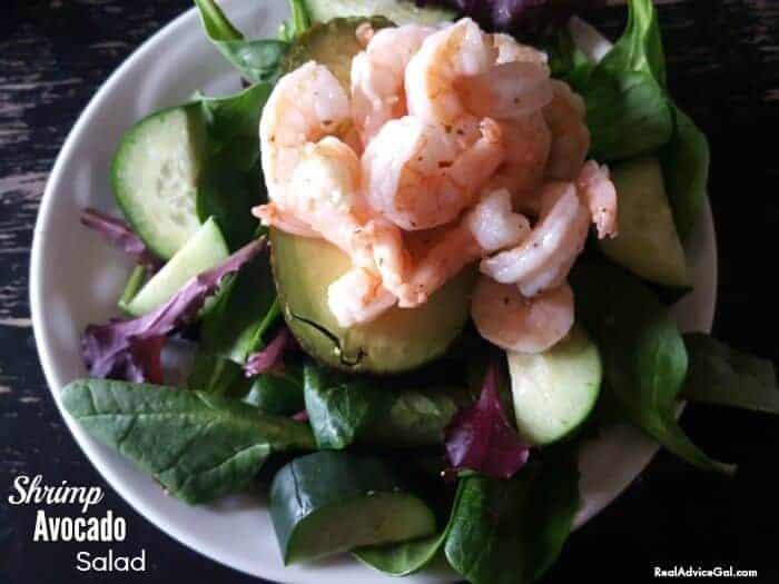 Shrimp Avocado Salad Recipe